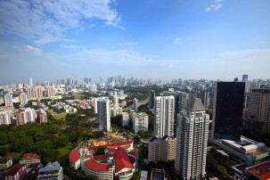 Singapore Property Rebound Just Starting as Prices Seen Jumping