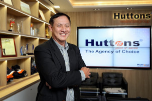 AWARDS: Huttons Asia — Helping agents thrive