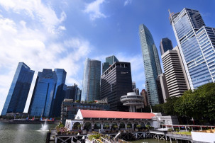 Singapore, Tokyo office workers clock most hours globally
