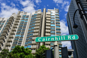 The Cairnhill enclave: Where prices have outperformed the general luxury segment