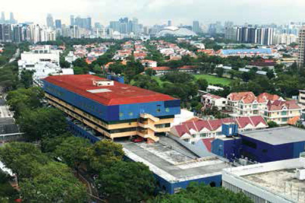 Katong Shopping Centre for sale at $630 mil  - EDGEPROP SINGAPORE