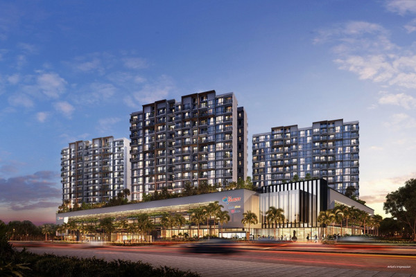 Qingjian Realty's Le Quest to open for booking - EDGEPROP SINGAPORE