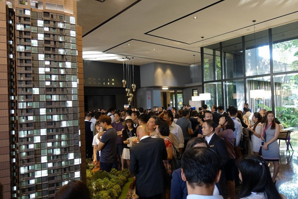 Singapore Home Sales Up 35% as New Projects Are Launched - EDGEPROP SINGAPORE