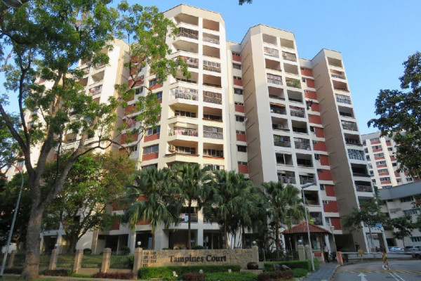 $970 mil bid placed for collective sale of Tampines Court - EDGEPROP SINGAPORE
