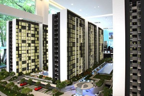 Buying interest in Symphony Suites rises in December, project 90% sold - EDGEPROP SINGAPORE