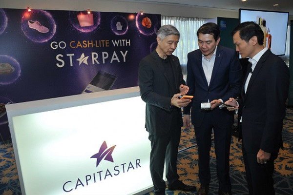 CapitaLand launches all-in-one ePayment service StarPay - EDGEPROP SINGAPORE