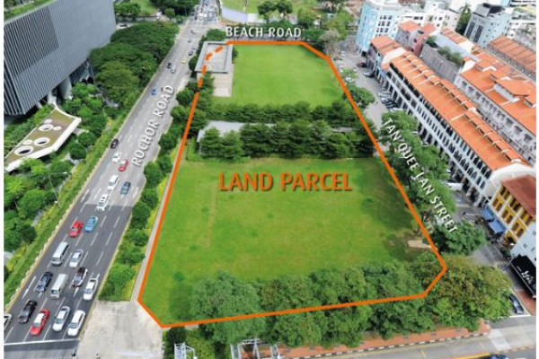 New Bugis GLS site set to be hotly contested - EDGEPROP SINGAPORE