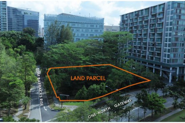 New mixed-use GLS site at one-north launched for tender - EDGEPROP SINGAPORE