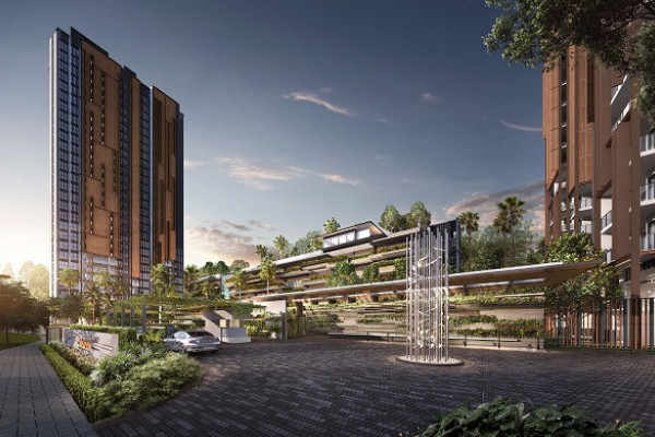 Midwood by Hong Leong and Hong Realty attracts 3,500 for weekend preview - EDGEPROP SINGAPORE