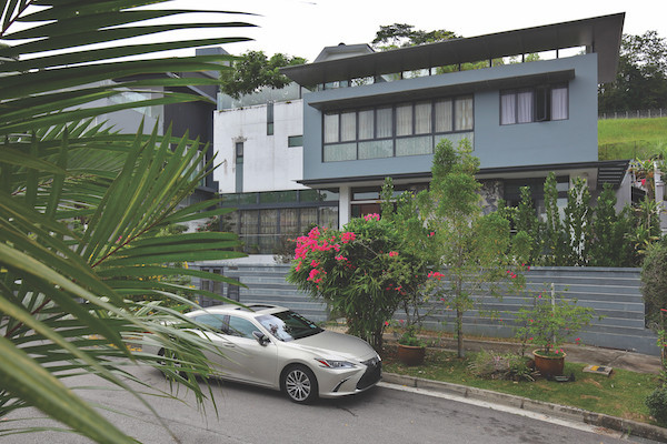 Detached house at Jalan Dermawan up for sale at $10.8 mil - EDGEPROP SINGAPORE