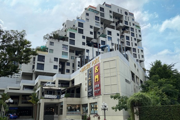 Eleven commercial units at Balestier Point for sale at $68 mil - EDGEPROP SINGAPORE