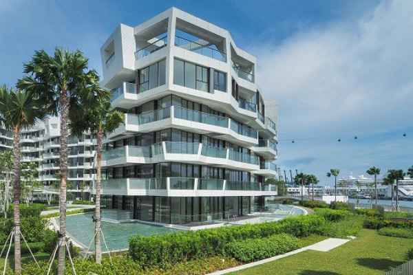 Waterway-facing unit at Corals at Keppel Bay priced from $2.18 mil - EDGEPROP SINGAPORE