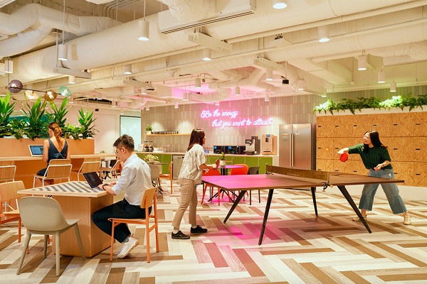 JustCo welcomes L'Oreal, Foodpanda and Riot Games to its coworking space
