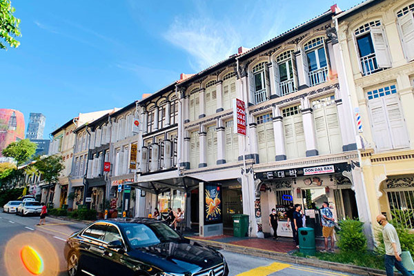 Investing in conservation shophouses during a pandemic  - EDGEPROP SINGAPORE