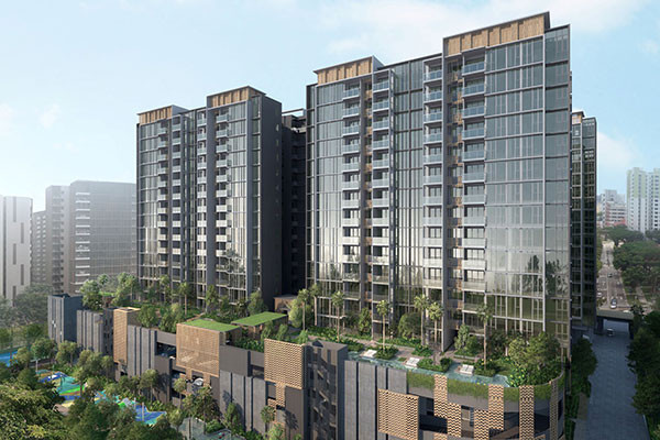 Hong Leong Holdings to preview Penrose on Sept 12  - EDGEPROP SINGAPORE