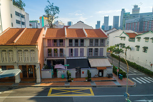 Three adjoining shophouses on Craig Road for sale at $36 mil - EDGEPROP SINGAPORE
