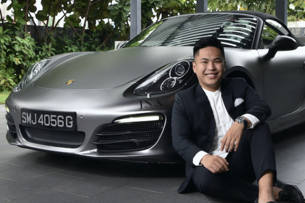 [UPDATE] Already a millionaire at 24, Jervis Ng wants to shake up the real estate industry