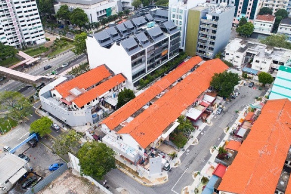 [UPDATE] Roxy-Pacific buys 15 terraced houses at Guillemard Road for $93 million  - EDGEPROP SINGAPORE