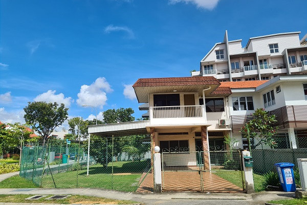 Corner terraced house in Telok Kurau for sale at $5.18 mil - EDGEPROP SINGAPORE