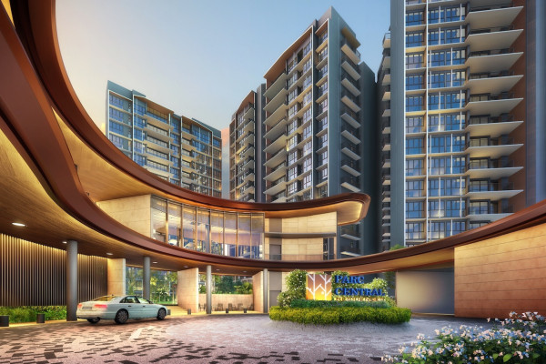 [UPDATE] Hoi Hup-Sunway sell 59% of units at Parc Central Residences at launch - EDGEPROP SINGAPORE