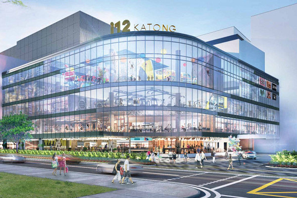 Retail mall i12 Katong to reopen in 4Q2021 - EDGEPROP SINGAPORE